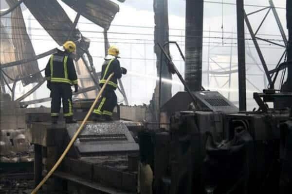 Peritaciones incendios y riesgos diversos Barcelona